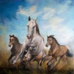 Run to be Free Oil