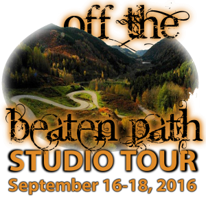 15th Annual Off the Beaten Path Studio Tour