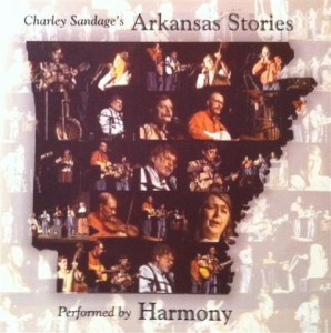 Arkansas Stories CD Cover