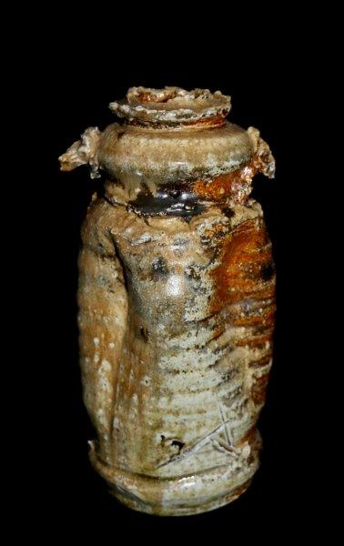 67. Vase 10.5 x 5.5 inches