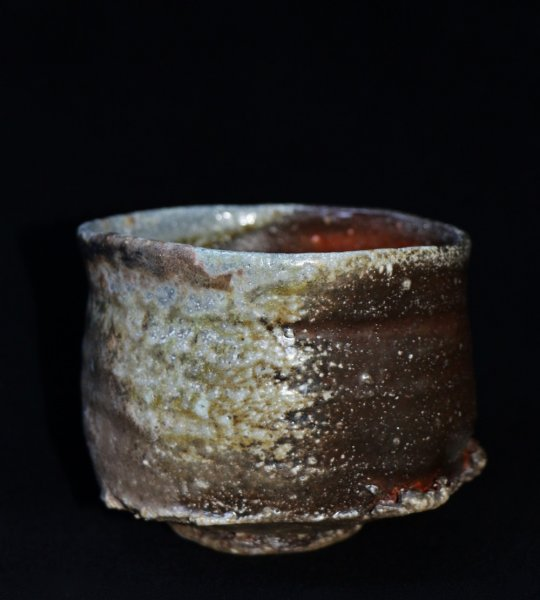 38. chawan 4 x 4 1/2 inches SOLD