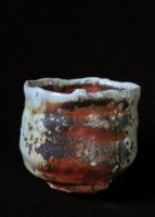 7. sake cup 2 1/2 x 2 1/2 SOLD