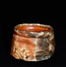 46. Shino Chawan 3 1 /2 x 5 inches SOLD