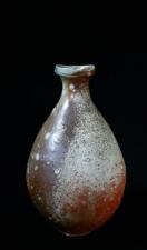 r. shino bottle 9 in x 5 in - SOLD