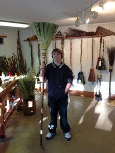 Custom Shop Broom