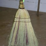 Custom house broom