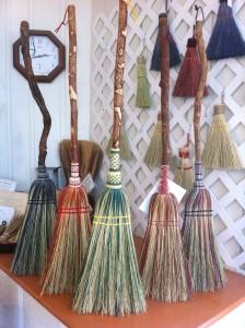 Child's or RV Broom