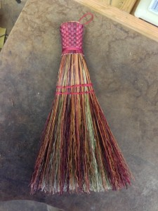 Custom ordered red whisk