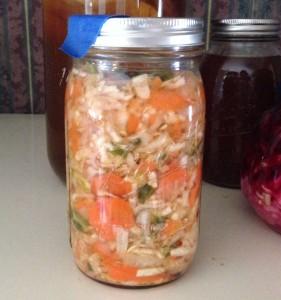 Veggie Sauerkraut