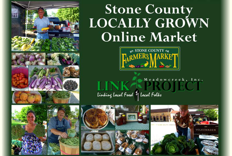 Stone County Locally Grown - A Meadowcreek LINKPROJECT